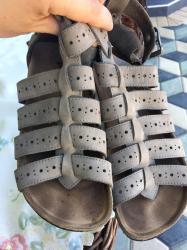 Grubinove sandale,duzina gazista 23,bez ikakvog ostecenja - Odzaci