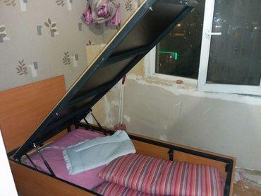 Sumqayıt şəhərində Bazalı tək nəfərlik yataq