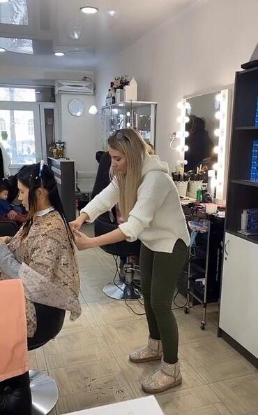 виза в данию в Кыргызстан: Сдаю рабочие места визажиста, парихмахера, ногтевого сервиса в центре