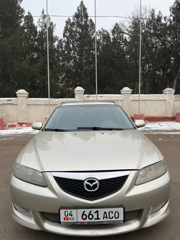 Шифер 6 волновой цена - Кыргызстан: Mazda 6 2 л. 2004