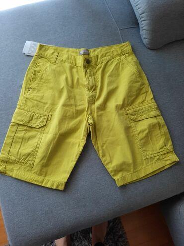 Muške Pantalone | Smederevo: Napapijiri bermude Vel L Original  Nove