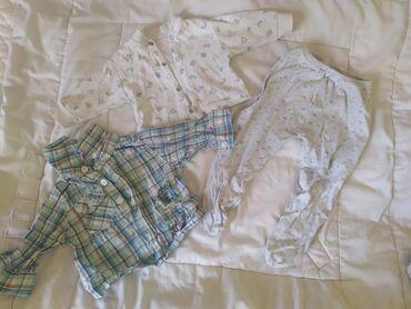 Вещи пакетом на мальчика 0-1 годик