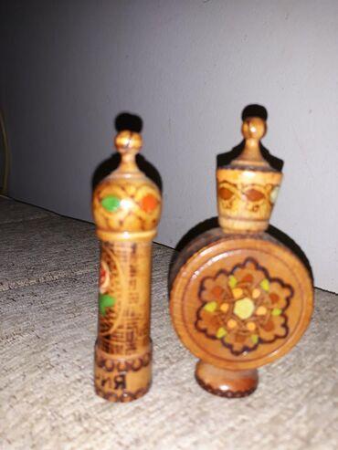 Parfem Bugarska ruža u originalnom pakovanju od drveta,ručno