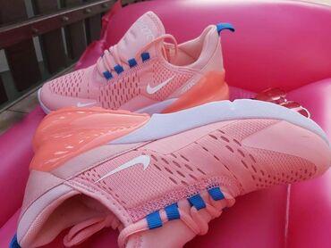 Ženska patike i atletske cipele - Beograd: Preslatkee Nike 270 Brojevi 41 3000 din