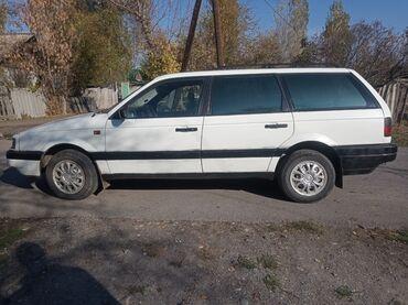 Volkswagen Passat 1.8 л. 1991 | 80756 км