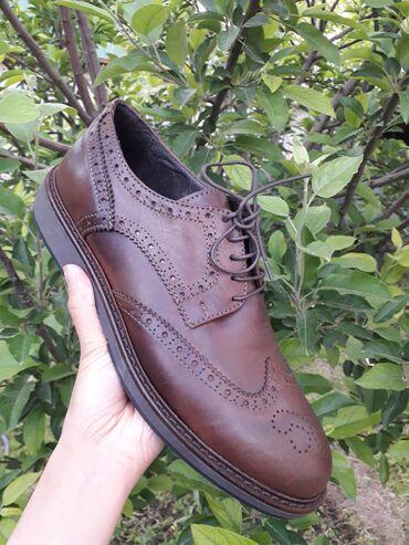 НОВЫЕ ИТАЛЬЯНСКИЕ ТУФЛИМужские туфли из высококачественной натуральной