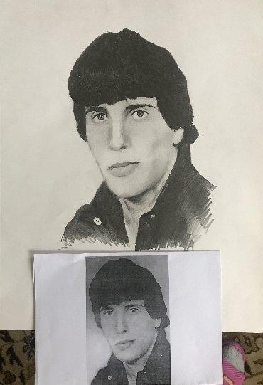 Рисунок, портрет