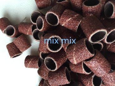 Šmirgle za biaks (Dremel, Proxxon. ), prečnika 12,5 mm.10 kom. = 200