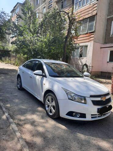 Chevrolet - Кыргызстан: Chevrolet Cruze 1.8 л. 2010   133000 км