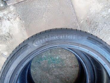 Vozila | Sopot: Continental letnje gume sa dobrim sarom skunute sa BMW-a 2 kom 225 45
