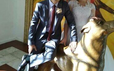 Сдаются свадебное платье