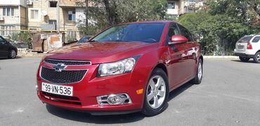 Chevrolet - Azərbaycan: Chevrolet Cruze 1.4 l. 2014 | 86000 km