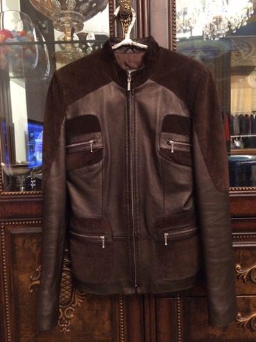 Стильная женская кожаная куртка , в Бишкек
