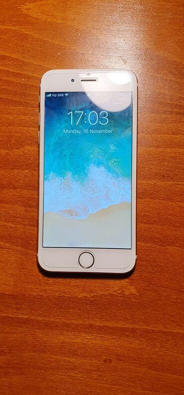 Mobilni telefoni - Ruma: Polovni iPhone 6s 16 GB Zlatno-roze (Rose Gold)