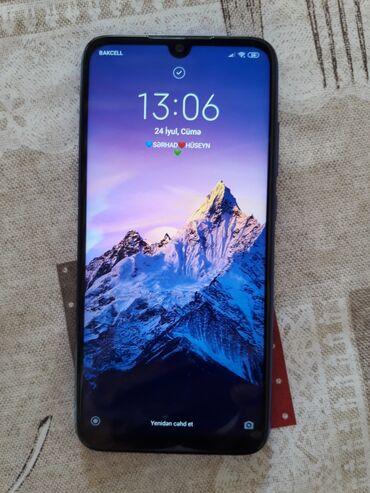 Электроника в Аджигабул: Б/у Xiaomi Redmi Note 7 128 ГБ Синий