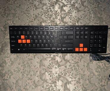 Смартфон lenovo a316i black - Кыргызстан: Клавиатура Keyboard Lenovo K5818 Slim (защита от влаги, USB, 1.5 м