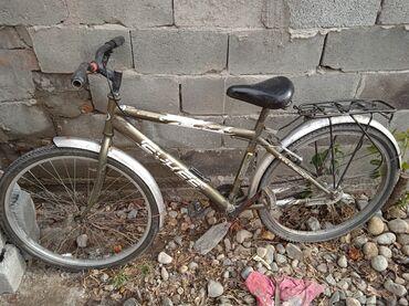 размер сд диска в Кыргызстан: Велосипед хорошем состоянии 1 рама металл2 диски металл3 размер колёса