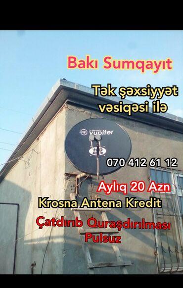 volanlı ətək - Azərbaycan: Krosnu krosnu krosna kros peyk antenaların kreditlə və nəğd