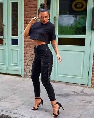Pantalone 2.150 din Crne, maslinaste, krem M l xl