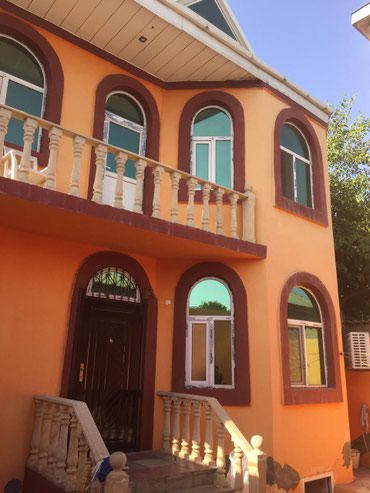 Bakı şəhərində Bileceri qesebesinde 1.5 yrimda tikilen 120 kv 2 mertebeli 4
