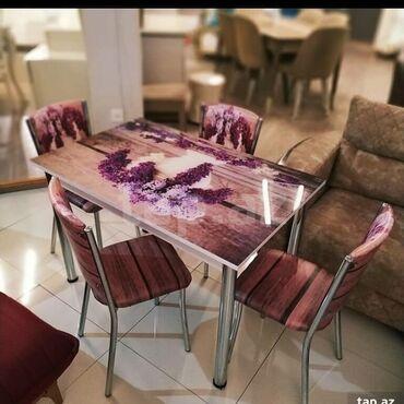Cayxana ucun stol stul - Азербайджан: Stol stul desti 250azn