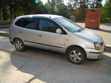 nissan ulan udje в Кыргызстан: Nissan Almera Tino 1.8 л. 2003