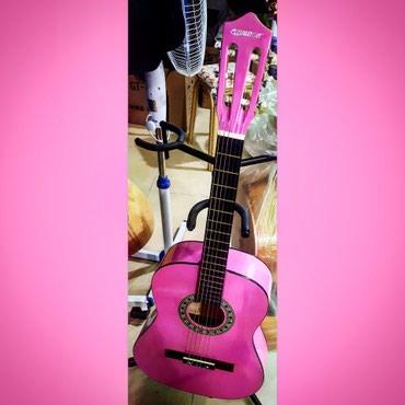 Xaçmaz şəhərində Levation firmasının 4/3 ölçülü mükəmməl klassik gitarası cemi 85azn
