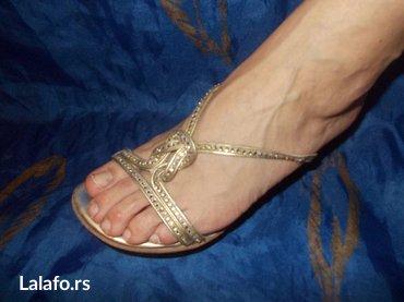 Zlatne papuce  br 37 - Prokuplje