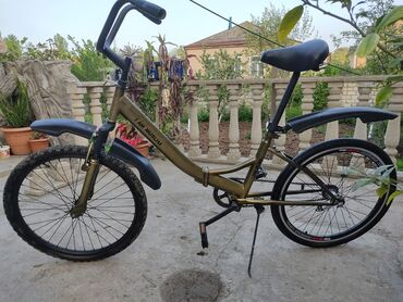 22 elan | İDMAN VƏ HOBBI: Велосипед 24 размер Собрал всего за 120 манат  Normal veziyetde