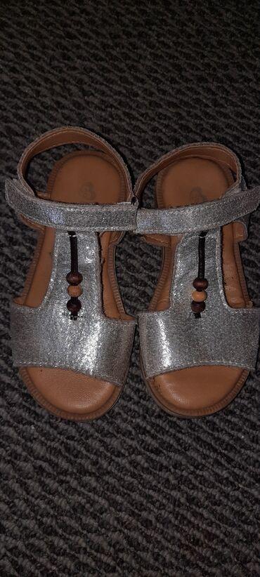 Dečije Cipele i Čizme - Raska: Sandalice u odlicnom stanju imam dva ista para. Cena po paru