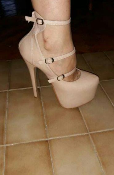 Bez moderne zenske cipele u savrsenom stanju ...br 37 - Vranje