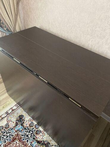 шредеры 12 14 на колесиках в Кыргызстан: Продаётся стол раздвижной трансформер,состояние идеал продаём из-за