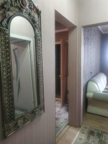 9-мик в Кыргызстан: Продается квартира: 3 комнаты, 64 кв. м