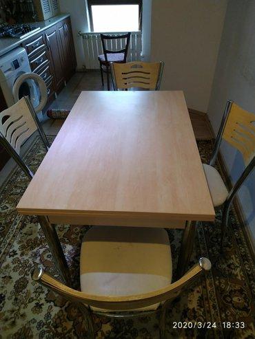 Дом и сад в Нахичевань: Комплекты столов и стульев