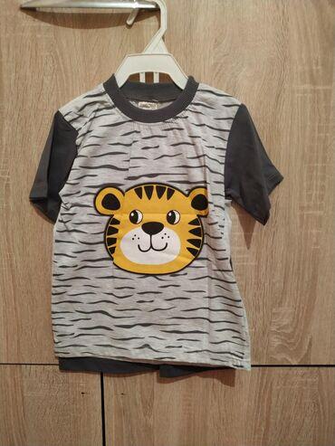 Наборы футболки с шортами для мальчиков 3 лет хлопок 100% привезены из
