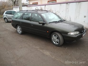 Ford Mondeo 1.6 л. 1996 | 218000 км