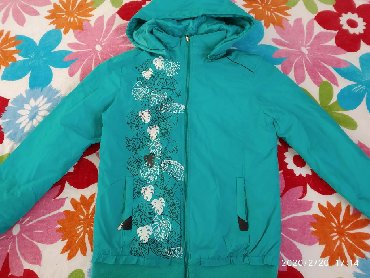 Женская одежда - Кой-Таш: Продам куртку в идеальном состоянии. Наполнитель синтепон, не