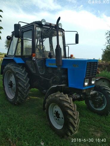 Продаю 2 тракторa мтз 82,1 в Бишкек