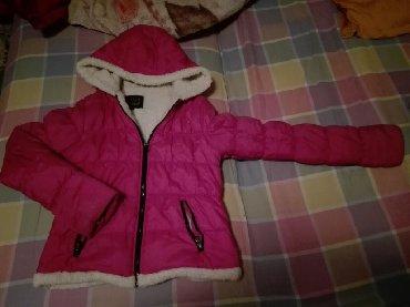 Zimska-jakna-topla-xl - Srbija: Veoma topla zimska jakna Postavljena iznutra Velicina M Bez oštećenja