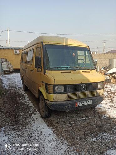 Мерседес сапог грузовой в бишкеке - Кыргызстан: Продаю мерс бус сапог 602матор рульевой гидрач