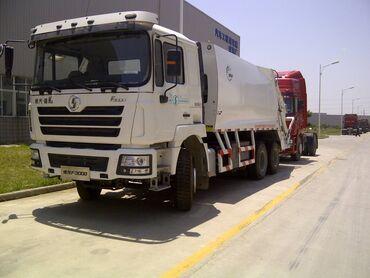 авто продажа кыргызстан in Кыргызстан | АВТОЗАПЧАСТИ: Мусоровоз SHACMAN  Продаются мусоровозы от бренда SHACMAN, от официал