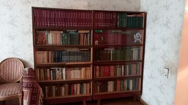 kitab refi satilir в Азербайджан: Kitab refi 2 si birge 100 AZN️ normal veziyyetde. (İcinin kitablari