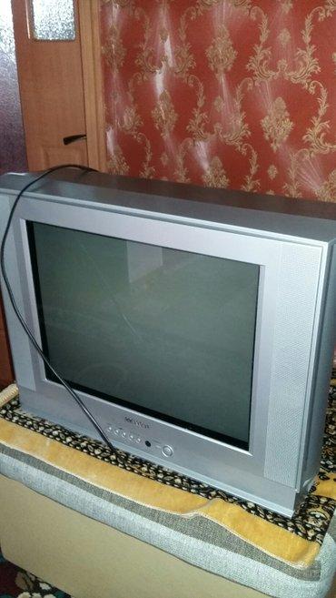 телевизор самсунг флэтрон с плоским экраном в отличном состоянии. в Бишкек