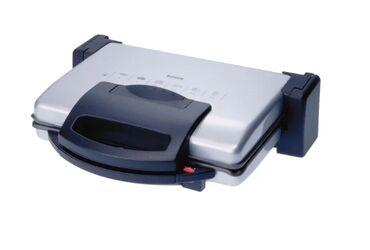 Гриль Bosch TFB3302V Подробные характеристики Цвет:серный черный  Общ