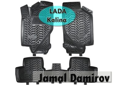 - Azərbaycan: Lada Kalina və hər növ avtomobil üçün poliuretan