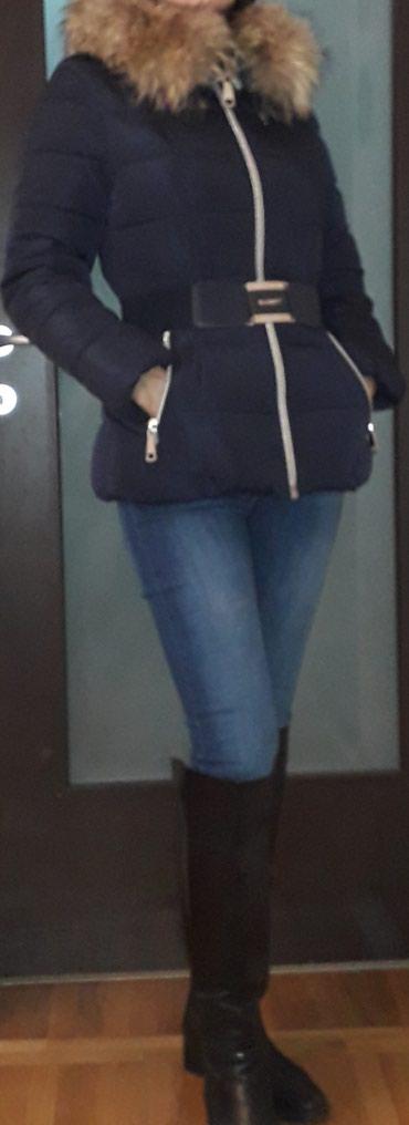 Jakna sa krznom - Srbija: SNIŽENO!!!ZIMSKA JAKNAProdajem zimsku jaknu, nošena jednu zimu