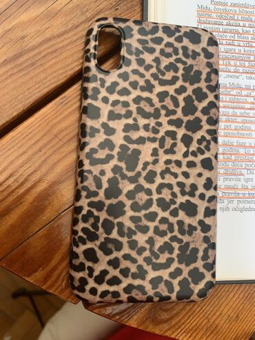 Elektronika - Kikinda: Nova iPhone XS maska za telefon leopard dezen animal print tigar