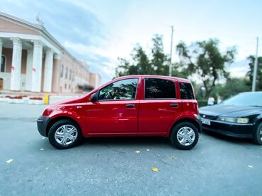 Fiat - Кыргызстан: Fiat Panda 1.3 л. 2008 | 317000 км