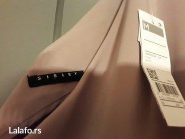 Haljina Sisley, potpuno nova, nikad obučena, sa etiketom, veličina M - Belgrade