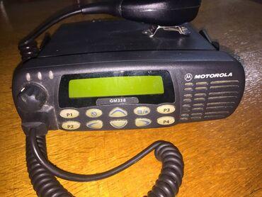 Elektronika - Srbija: Motorola GM 338 Radio UHFMotorola GM-338 radio taksi stanica